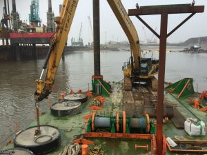 Liverpool 2 Deep Excavation and Dredging