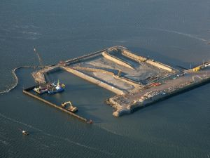 Nigg Energy Park Harbour Dredging & Construction